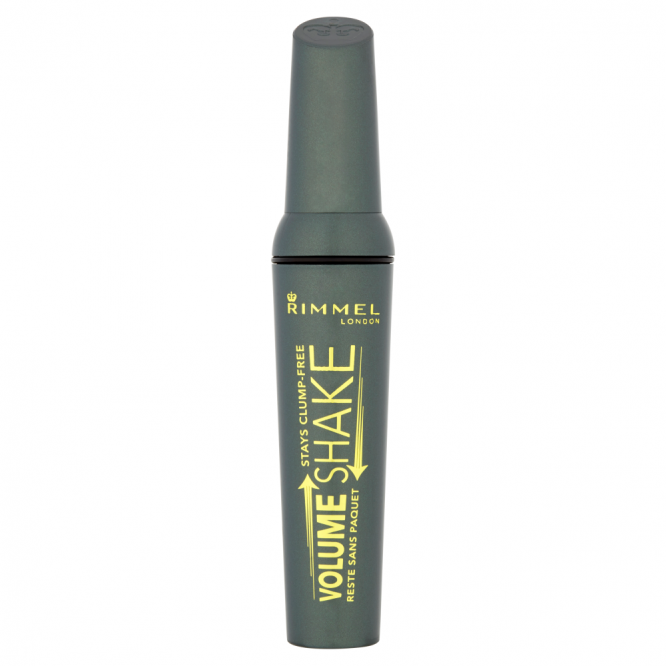 Rimmel London, Volume Shake mascara - Black
