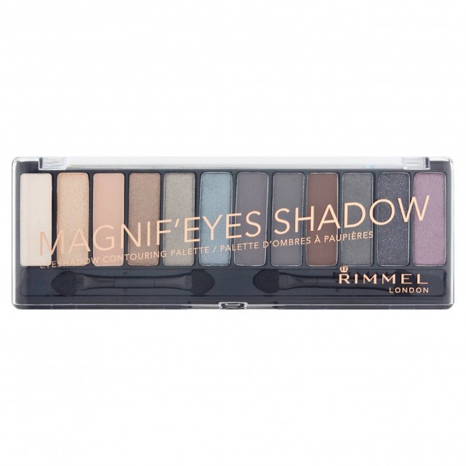 Rimmel eye make-up eye palette magnif'eyes grunge glamour