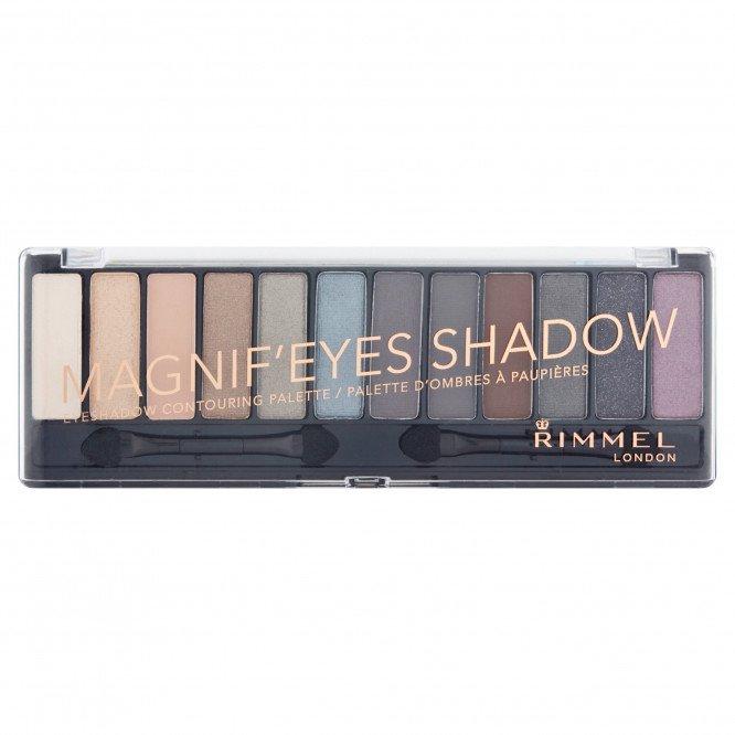 Rimmel eye make-up eye palette magnif'eyes grunge glamour