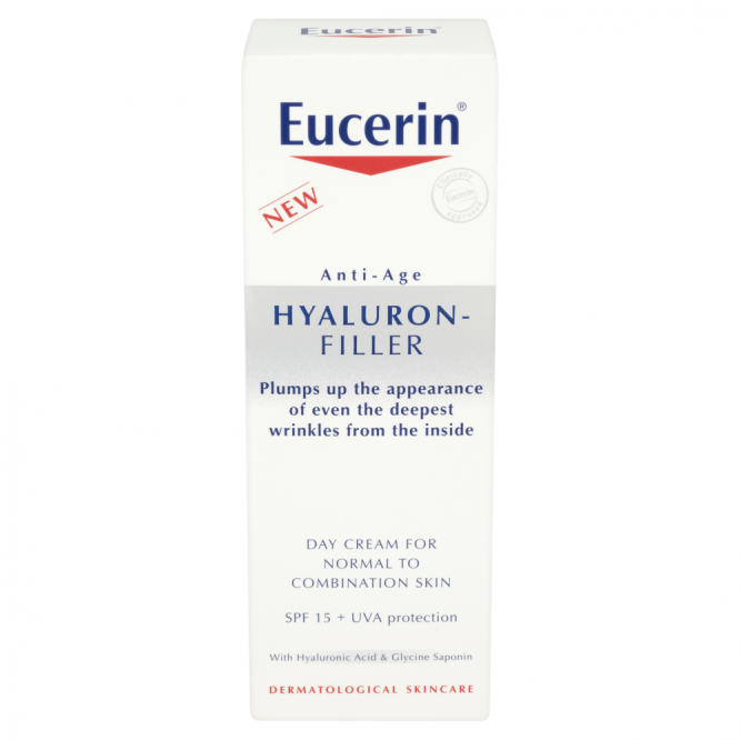 Eucerin Hyaluron-Filler Normal/Combination 50ml