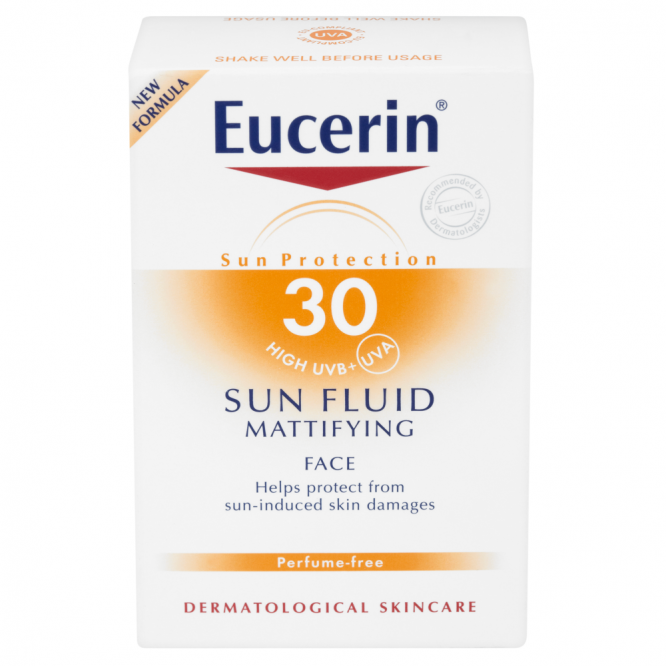 Eucerin Sun Face Fluid SPF30 50ml