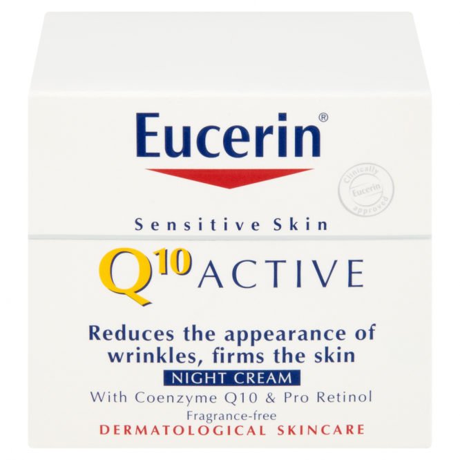 Eucerin Q10 Active Night Care 50ml