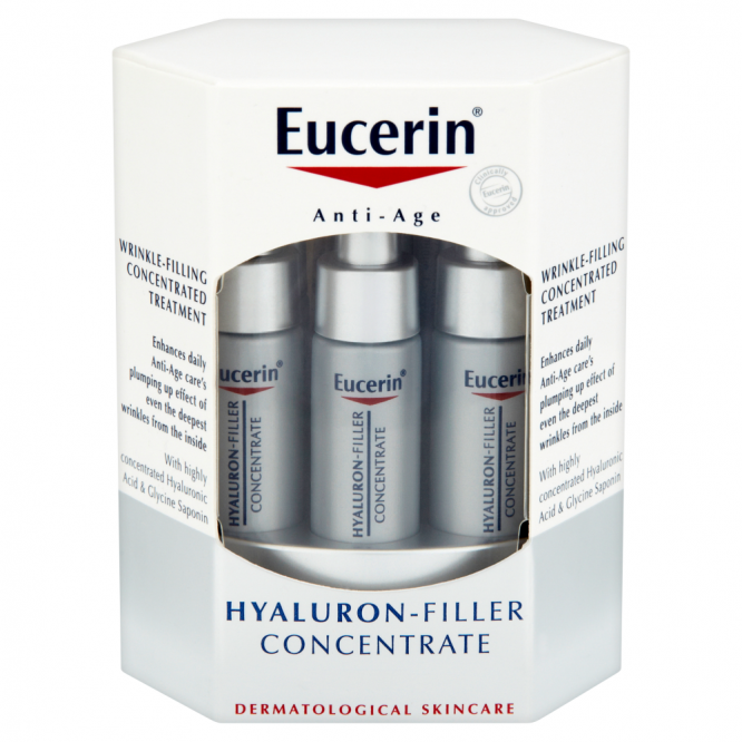 Eucerin Hyaluron-Filler Concentrate 5ml x 6