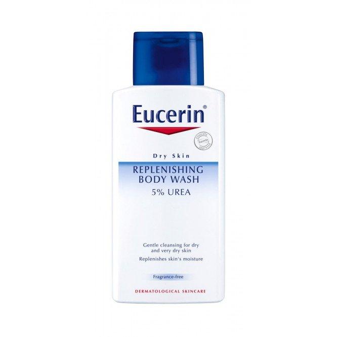 Eucerin replenishing body wash 200ml