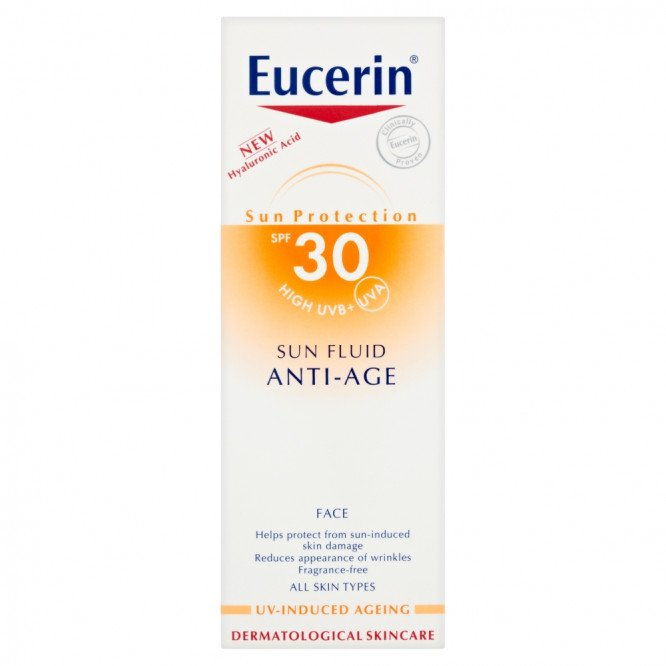 Eucerin Sun Face Anti-Aging SPF30 50ml
