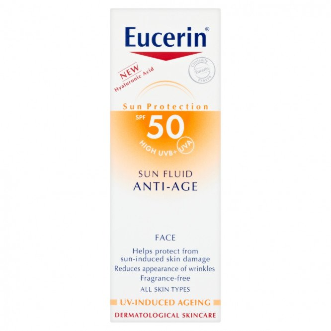 Eucerin Sun Face Anti-Aging SPF50 50ml