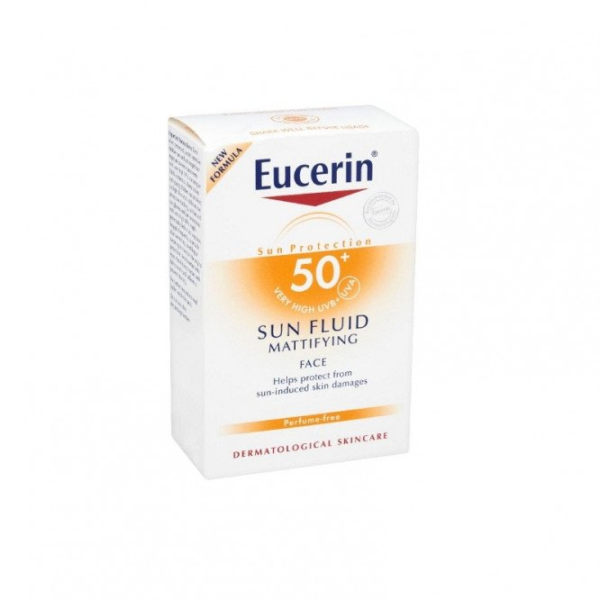 Eucerin Sun Face Fluid SPF50 50ml