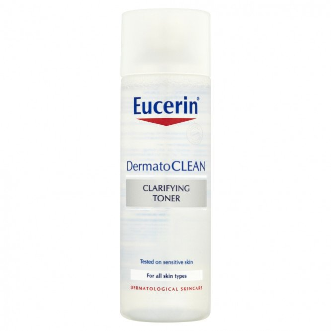 Eucerin Dermatoclean Clarifying Toner 200ml