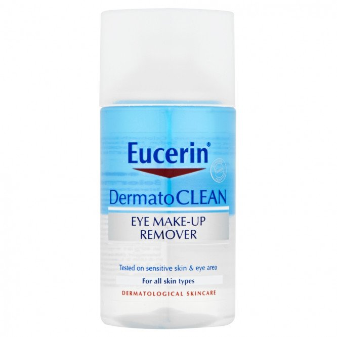 Eucerin Dermatoclean Eye Makeup Remover 200ml