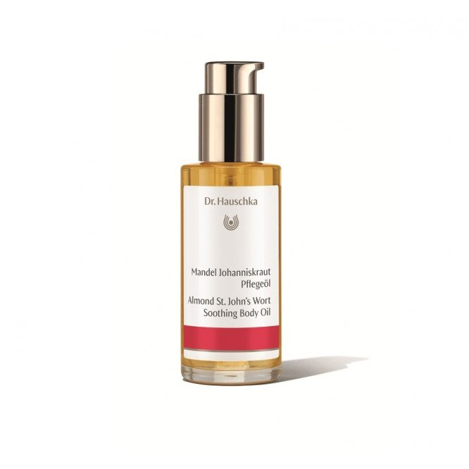 Dr. Hauschka Almond St. John'S Wort Soothing Body Oil