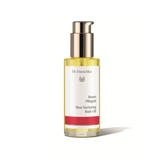 Dr. Hauschka Rose Nurturing Body Oil