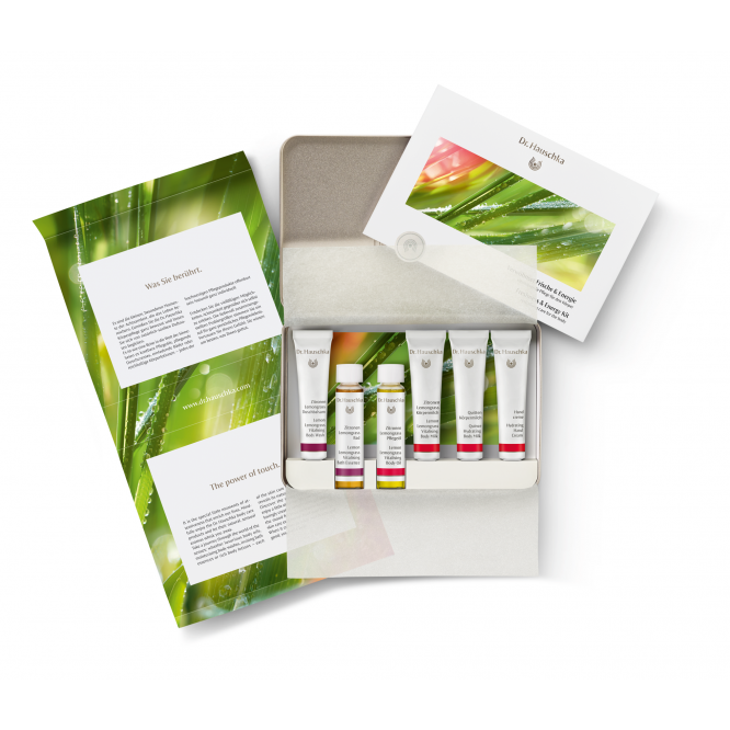 Dr. Hauschka Freshness & Energy Kit - New -