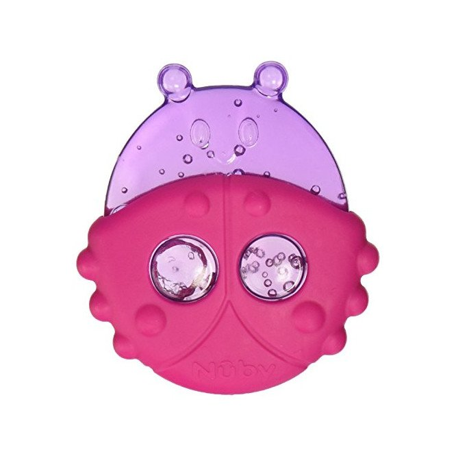 NUBY ICY BITE FRUIT TEETHER
