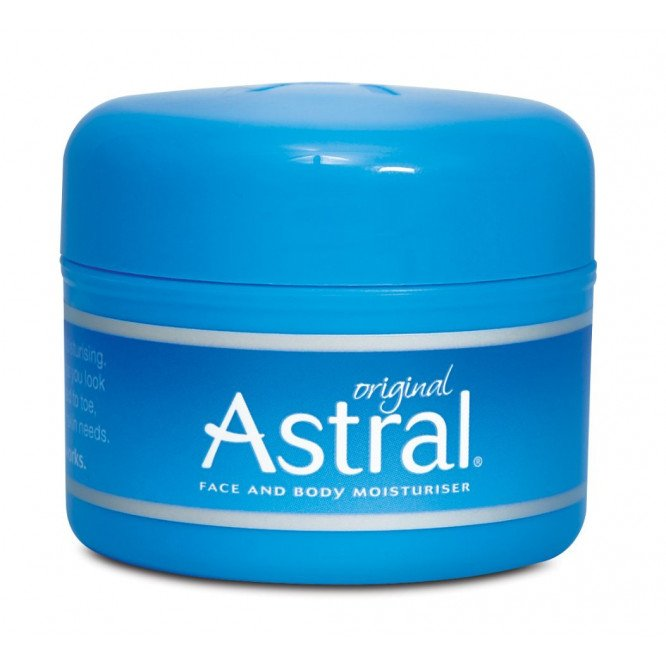 ASTRAL CRM POT 50ML