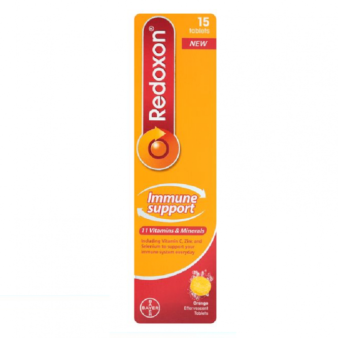 Redoxon immune support 15 tablets