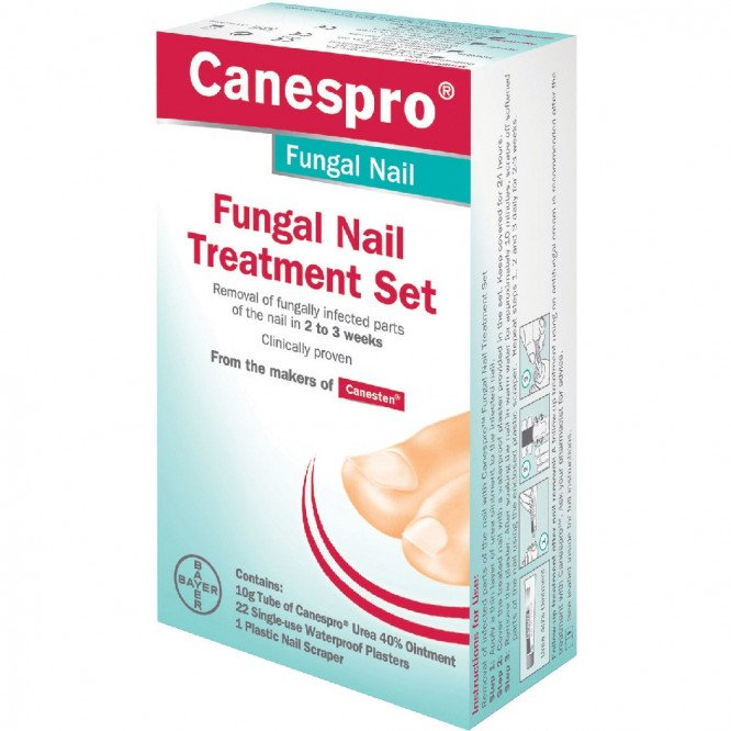 CANESTEN fungal nail treatment