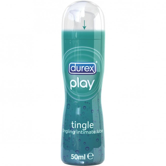 Durex lubricant play tingling 50ml
