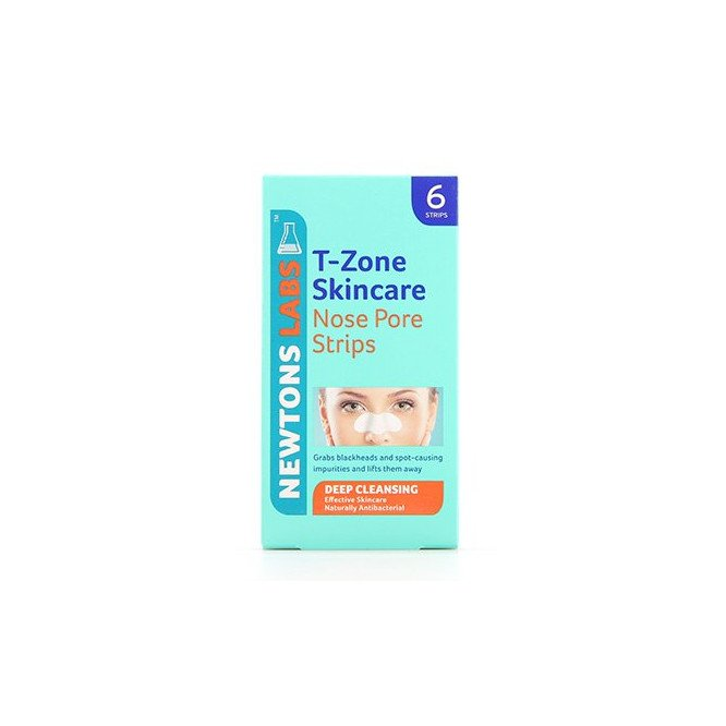 T-zone nose pore strips charcoal 6 pack