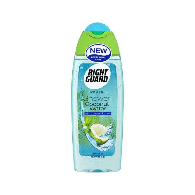 Right guard for women coconut water shower gel 250ml
