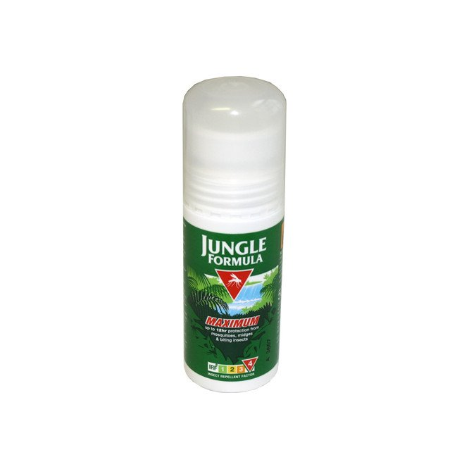Jungle formula insect repellent roll on maximum 50ml