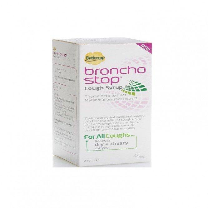 Bronchostop syrup 240ml