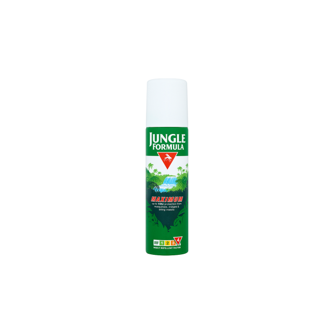 Jungle formula insect repellent aerosol maximum 150ml