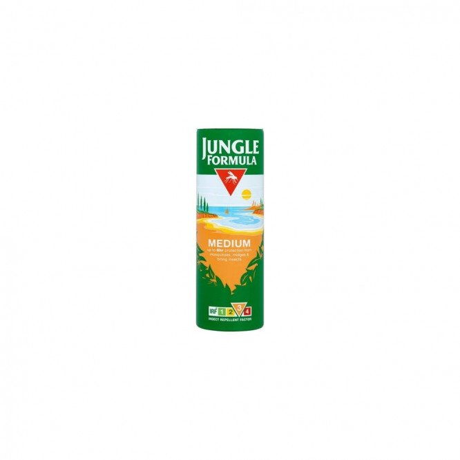 Jungle formula insect repellent aerosol medium 150ml