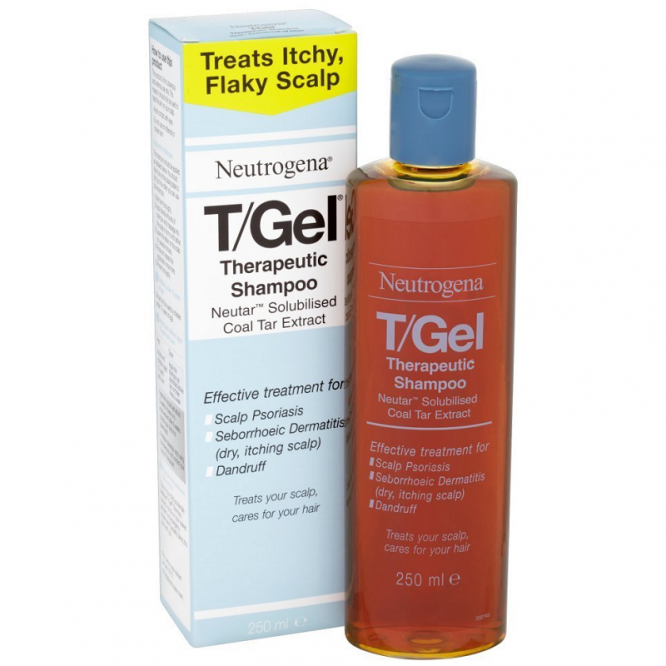T/gel theraputic shampoo 250ml