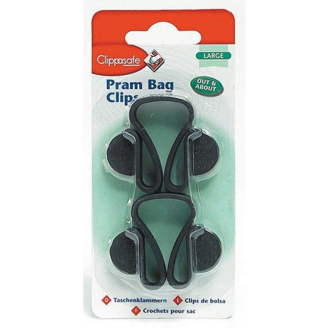CLIPPASAFE PRAM CLIPS