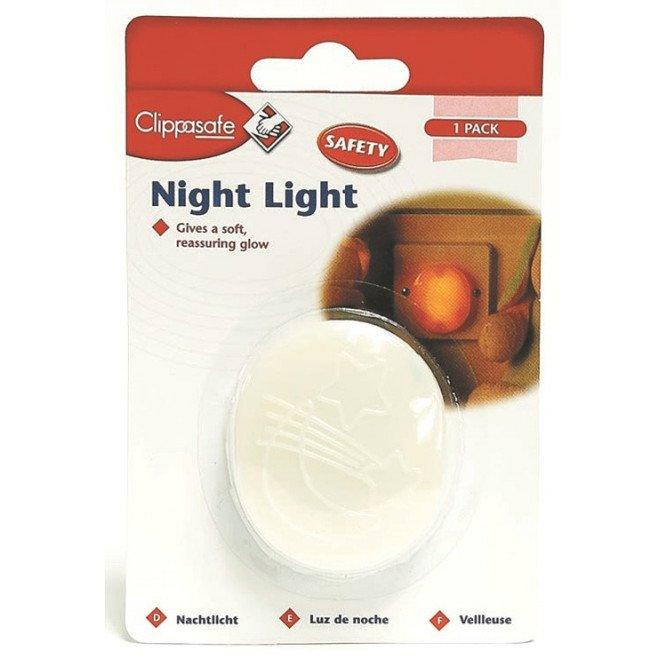 CLIPPASAFE NIGHT LIGHT