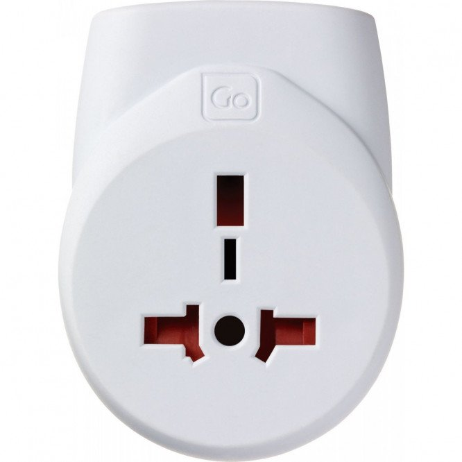Go Travel Continental USB Adaptor