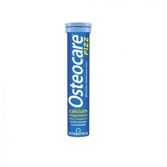Osteocare fizz effervescent tablets 20 pack