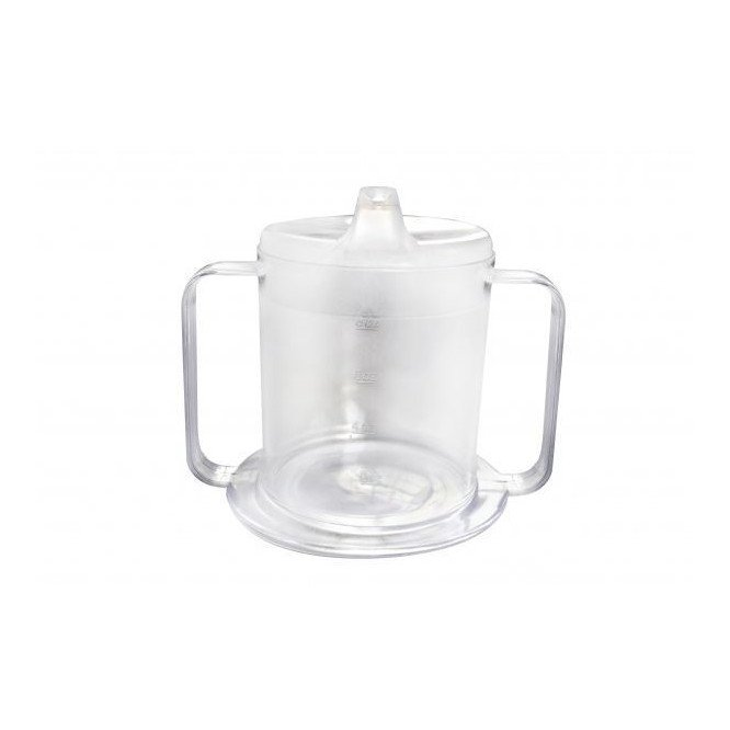 ACTIVE LIVING INVALID CUP - TWO HANDLED