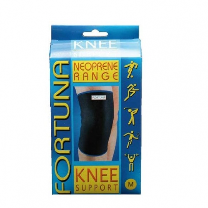 FORTUNA NEOPRNE KNEE SUPP