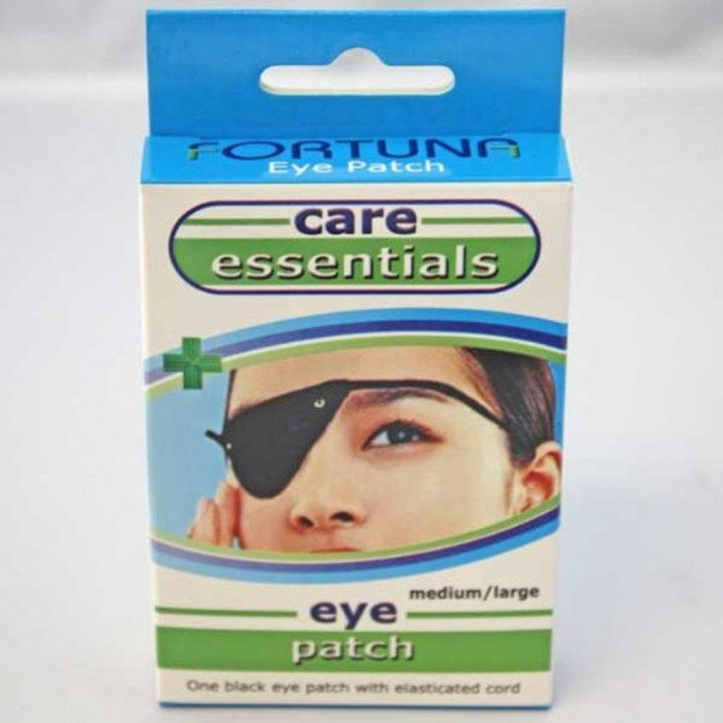Fortuna Accessories eye patch pink small-medium