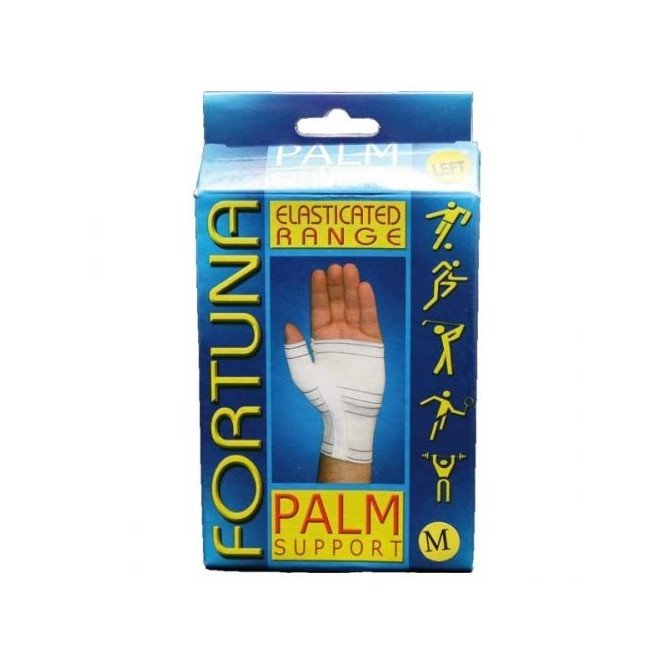 Fortuna elasticated supports palm support right medium
