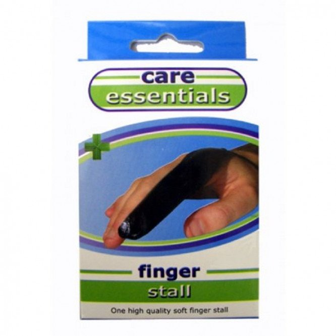 Fortuna First Aid Essentials finger stall large