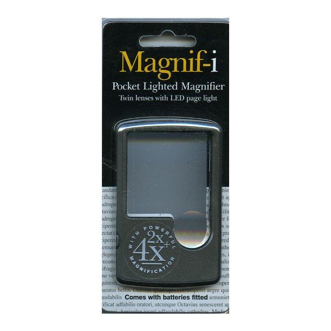 MAGNIF-I POCKET LED MAGNIFIER