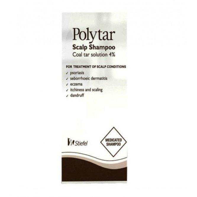 Polytar tarmed shampoo 150ml