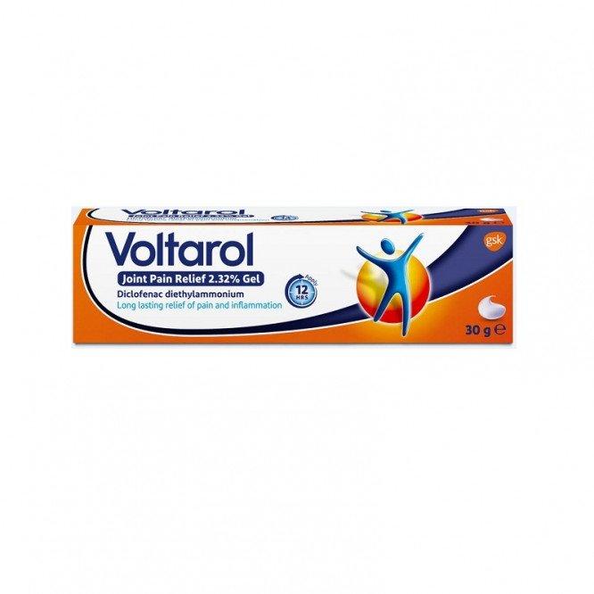 VOLTAROL EMULGEL gel 2.32% 30g