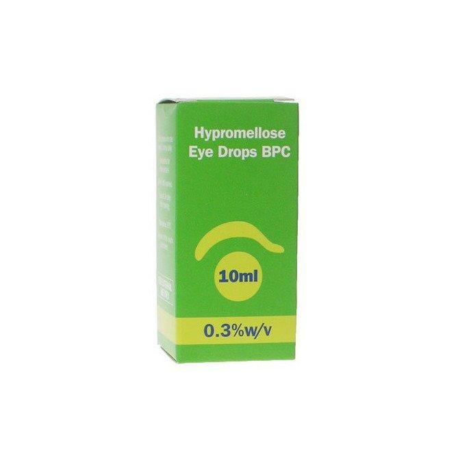 Hypromellose eye drops (MD) 0.3% w/v 10ml