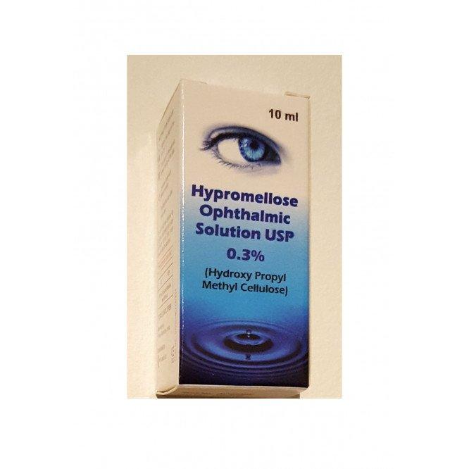 Hypromellose 0.3% Eye Drops
