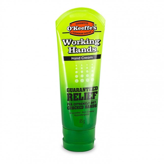 O'keeffe's working hands tube 85g