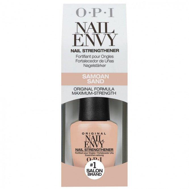 OPI NAIL ENVY - Colour to Envy - 2015 Nail Envy - Samoan Sand