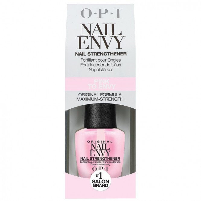 OPI NAIL ENVY - Colour to Envy - 2015 Nail Envy - Pink to Envy