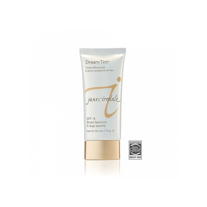 Jane Iredale DREAM TINT SPF 15  TINTED MOISTURIZER – Medium Dark