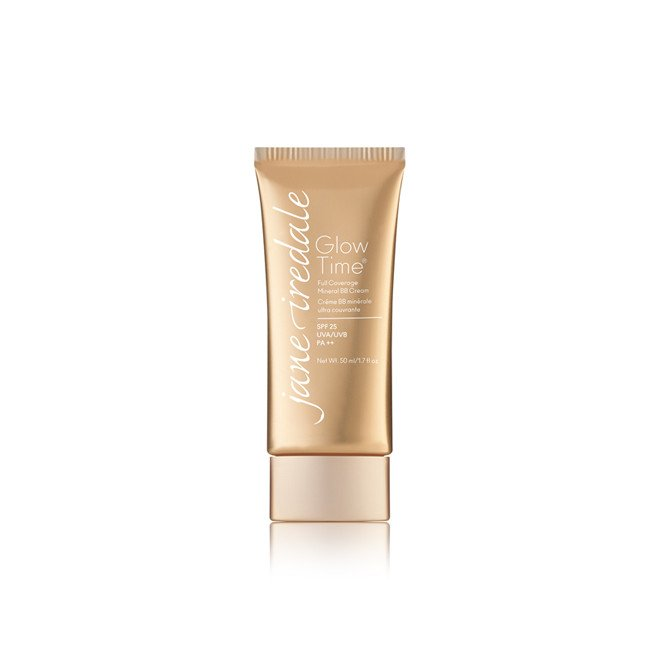 JANE IREDALE GLOW TIME FULL COVERAGE MINERAL BB CREAM SPF 25 - GLOW TIME BB3