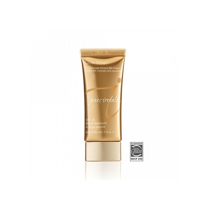 Jane Iredale GLOW TIME FULL COVERAGE MINERAL BB CREAM SPF 25 – Glow Time BB7