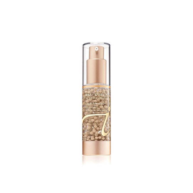 Jane Iredale LIQUID MINERALS A FOUNDATION – Amber