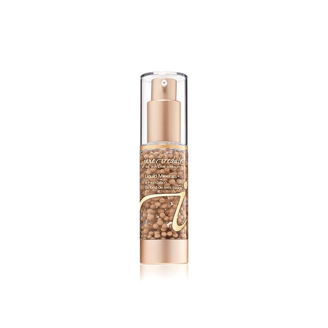 Jane Iredale Liquid Minerals A Foundation - Honey Bronze